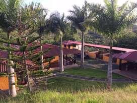 alquilo completa casa de campo con opción de venta