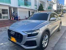 Audi Q8 Hibrida gasolina-electrica, Tp, 3.0 cc, aun como nueva!