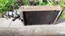 Grifo y radiador calefaccion para fiat 133