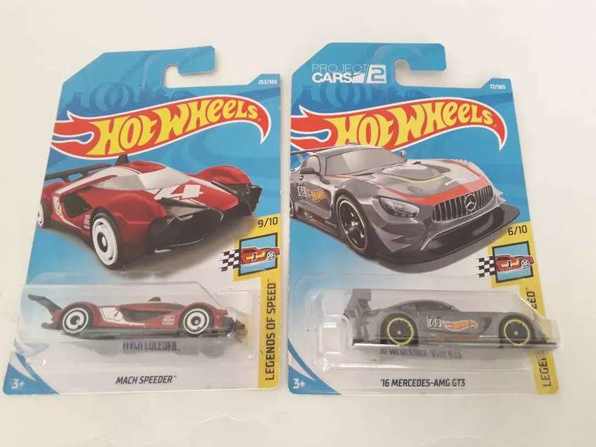 Hot Wheels en Promoción 0