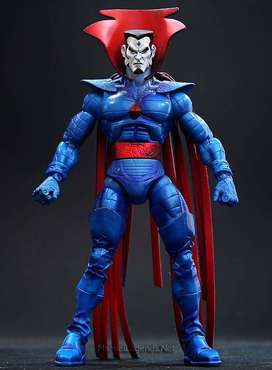 Figura Mr Sinister / X-Men / Marvel Toy Biz / Serie 10