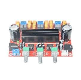 Modulo amplificador clase D 2.1