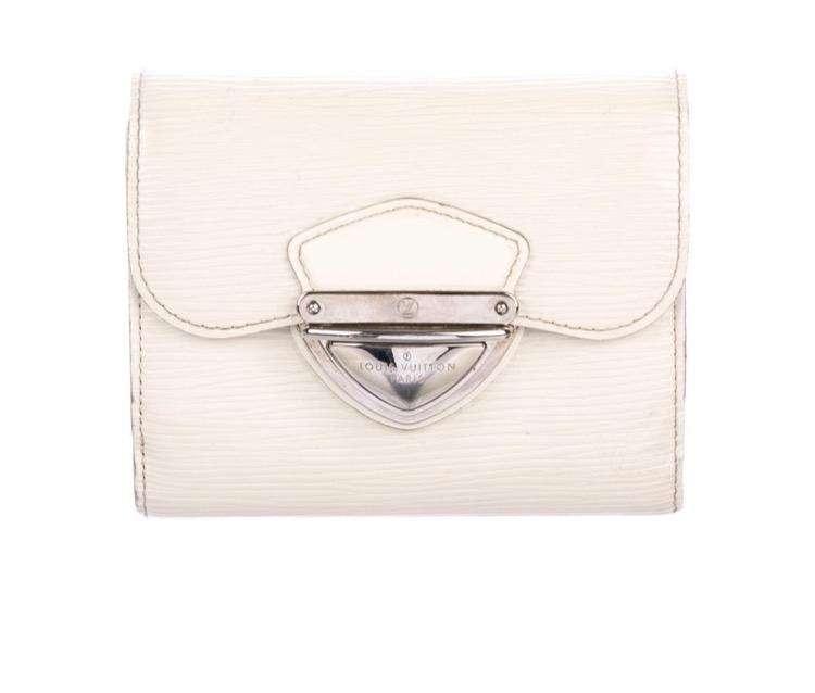 Louis Vuitton Epi Joey Wallet- Billetera 0