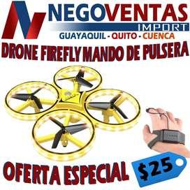 DRONE FIREFLY MANDO DE PULSERA