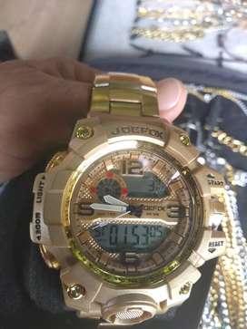 Reloj joefck