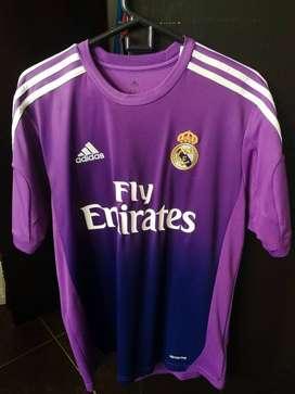 Camiseta Real Madrid Portero Adidas