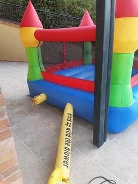 Castillo Saltarín Inflable