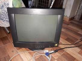 Monitor 17 Lenovo - Teclado Genius