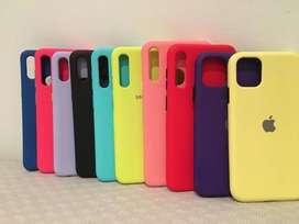 Estuches Samsung Huawei iPhone (Silicona)