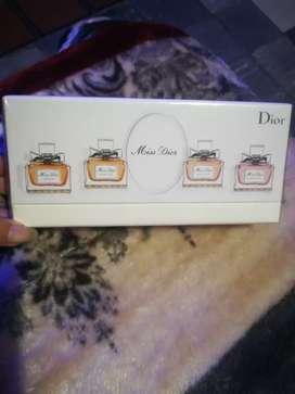 Colección de miniatura Miss Dior originales