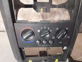 Comandos de calefaccion aire meriva