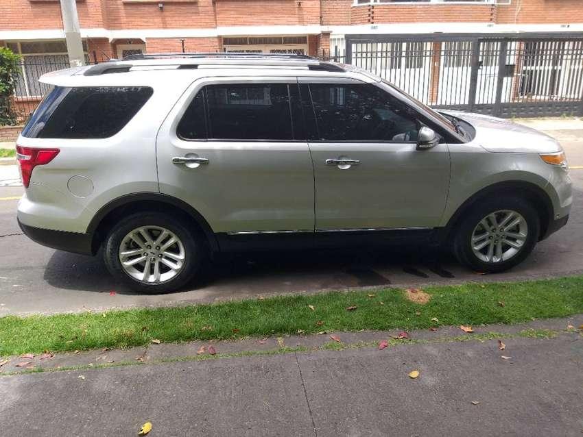 Ford Explorer Limited Full 2014 0