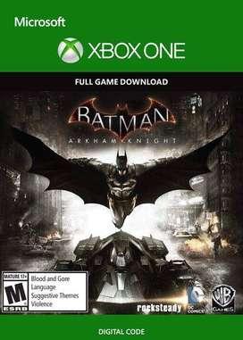 BATMAN ORIGINAL XBOX ONE