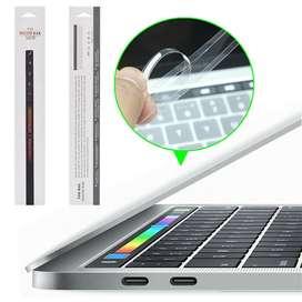 """Protector Para Touch Bar Apple Macbook Pro 13, 15 y 16"""" Anti Rayones"""