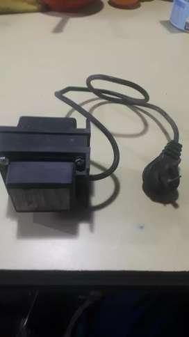 Transformador 220vca 110vca