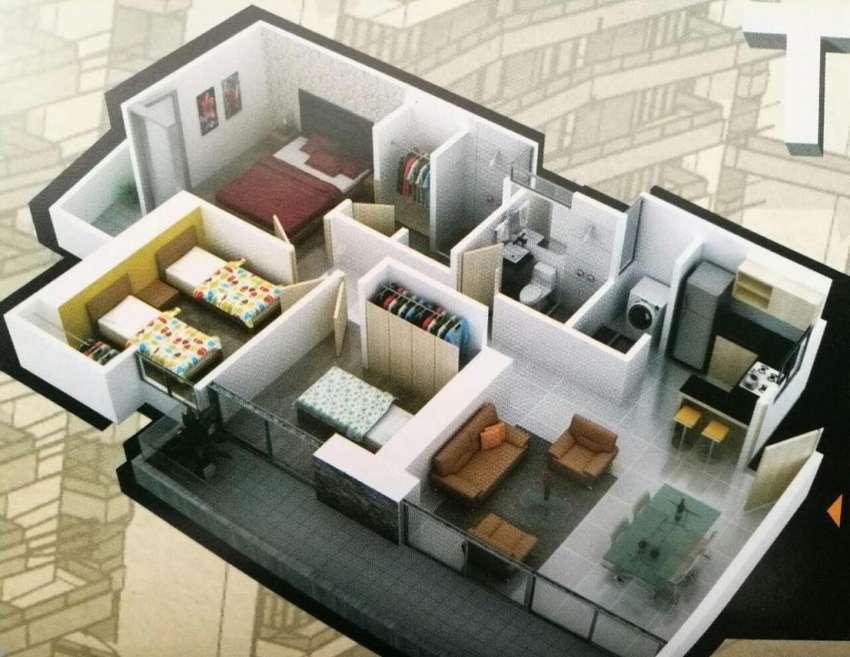 Apartamento en venta en el Norte 2000-352 - wasi_467370 0