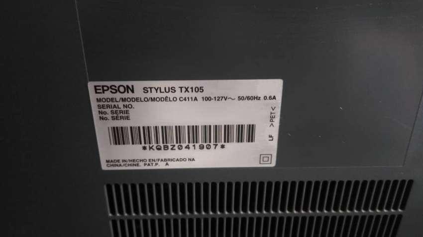 Impresora EPSON STYLUS TX105- MODELO C411A