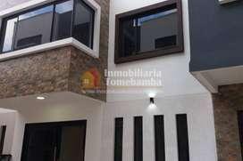 Casa por estrenar de venta en San José de Balzay