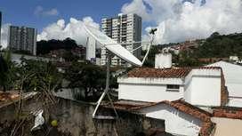 Traslados de Antenas Satelitales