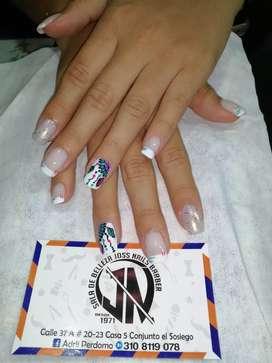 Sala de belleza joss nails