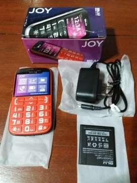 Vendo Celular Blu Joy Nuevo sin Uso