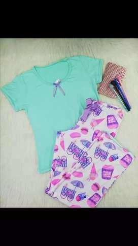 Pijama pantalón para mujer