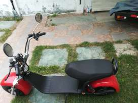 Moto electrica Ecool scooter,