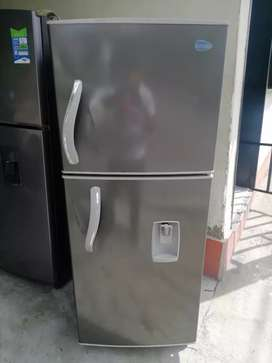 Nevera centrales no frost de 250 litros con garantía y acarreo gratis