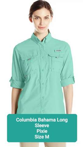 Sale Columbia Shirt for women 10% OFF
