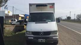 VENDO MERCEDES BENZ SPRINTER IMPECABLE