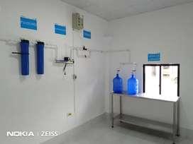 Envasadoras de agua purificada