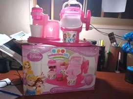 Disney princesa máquina para hacer helados