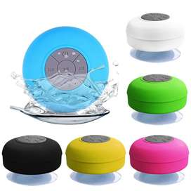Parlante Bluetooth Para Ducha | Resistente Al Agua