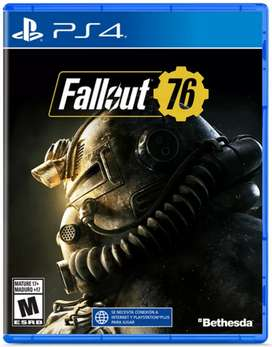 Fallout 76: Standard Edition PlayStation 4
