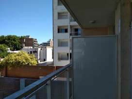 SE ALQUILA DPTO 1 DORM. CONTRAFRENTE – 2do. piso balcón corrido - EN ROSARIO
