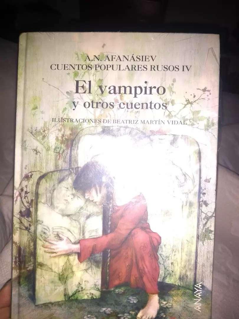 El vampiro y otros cuentos 0