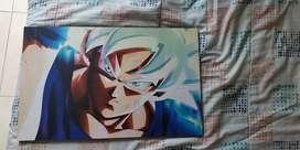 Retablo Goku- Dragón Ball Súper- 48x30cm