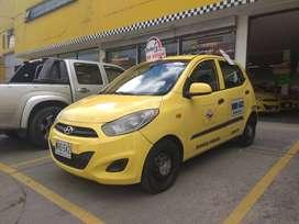 Taxi Hyundai I10 2015 Bogota Financiamiento disponible