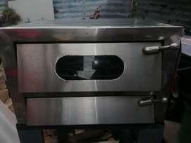 Se vende horno pizzero ,de un puesto ,acero inoxidable, en muy buen estado