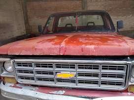 Vendo camioneta C10