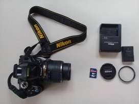 Cámara Nikon 5100