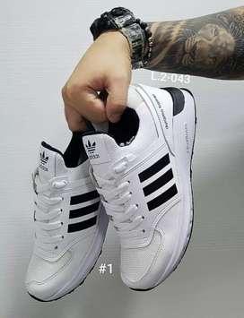 Zapato Tennis Deportivo Adidas Duramo Para Hombre