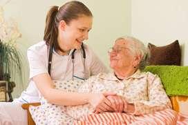 Se ofrece el servicio de niñera y cuidadora de adulto mayor