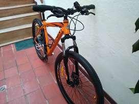 Venta bicicleta todo terreno