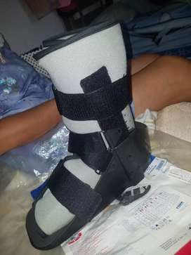 Bota ortopédica inmovilizadora para tobillo