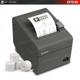 Impresora Térmica Epson Tm-t20II  Facturacion Serial + Usb