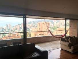 Apartamento en el Poblado - sector la tomatera. unidad cerrada excelente vista.