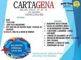 TOUR CARTAGENA