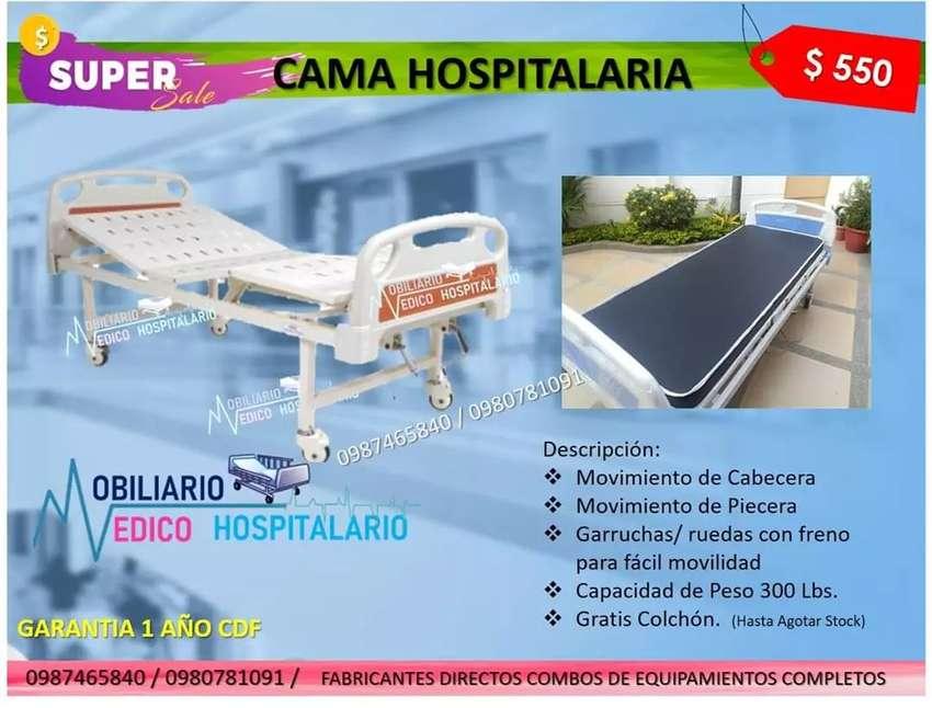 Cama Hospitalaria 0