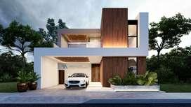 Proyecto residencial moderno en Venta